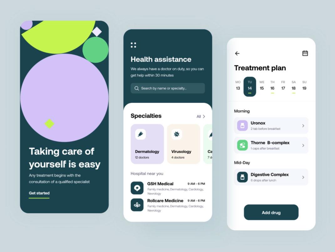 UI设计选择颜色的5个关键原则