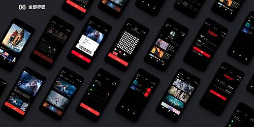 电影-UI设计